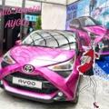 Minden városi nő álma egy ilyen autó