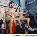 Fergeteges szülinapi partival ünnepelt a hazai TEZENIS