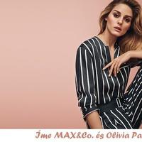 Íme a MAX&Co. és Olivia Palermo kollekciója