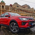 Ssangyong Korando 300C : Magyarország kedvenc autója?