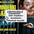 Seth Stephens-Davidowitz: Mindenki hazudik // KÖNYVAJÁNLÓ