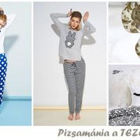 Pizsamánia a TEZENIS-től