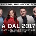 A Dal 2017: nagy show lesz!