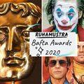 BAFTA-Díjátadó 2020. // Ruhamustra