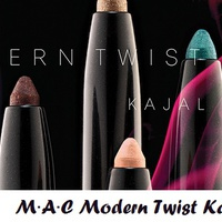 M∙A∙C Modern Twist Kajal Liner kollekció