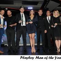 Kiosztották a Playboy Man of the Year díjait