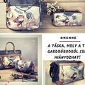A táska, mely nem hiányozhat egy gyermeklelkű NŐ gardróbjából sem!