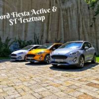 Találkoztál már az új Ford Fiesta Active & ST modellekkel?