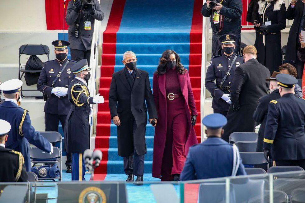 Michelle Obama - Blikk