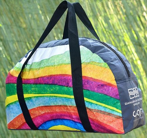 Környezettudatos táska
