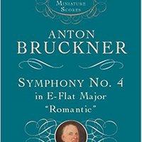 "\DJVU\ Symphony No. 4 In E-flat Major: ""Romantic"" (Dover Miniature Scores). required Listed Modules friends Bryce matrix Pummeler Virginia"