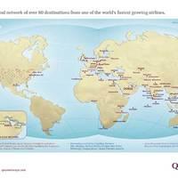 Qatar Airways Budapesten