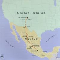 Új világörökségek: Ezüstút, Tierra Adentro, Mexikó