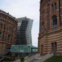 Egyedi stílus, különleges hangulat: Gasometer, Bécs