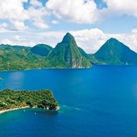 Karibi körkép: Saint Lucia