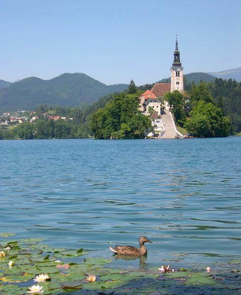 Útinapló: Szlovénia - 1. rész - Bled