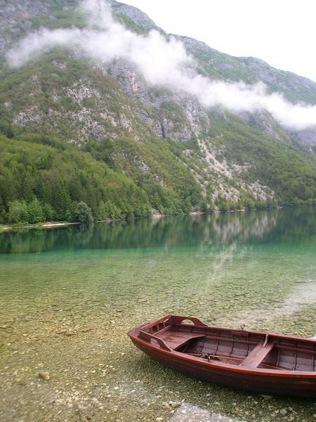 Útinapló: Szlovénia - 4. rész: Bohinji-tó