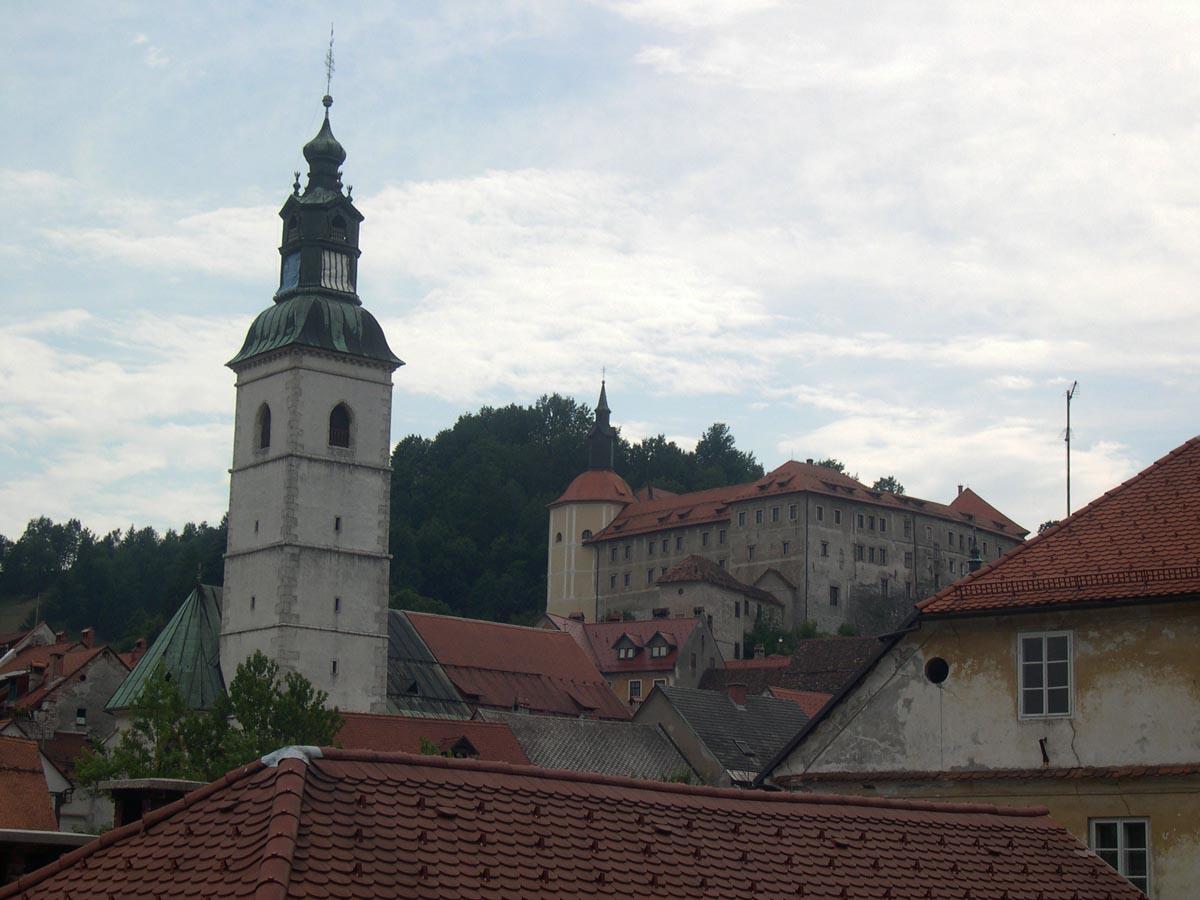 Útinapló: Szlovénia - 5.rész: Skofja Loka & Radovna-völgy