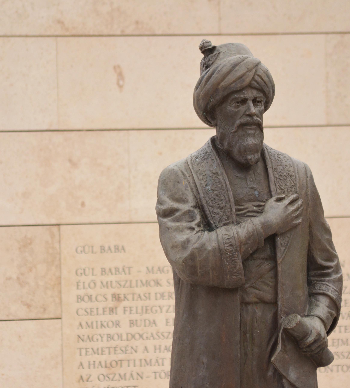 Gül Baba türbe