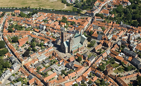 A legöregebb dán város