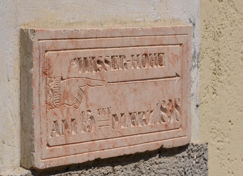 ilyen magas volt a Duna 1838. március 15-én