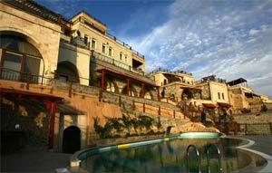 Különleges szállodák - 3. rész: Vissza az őskorba!