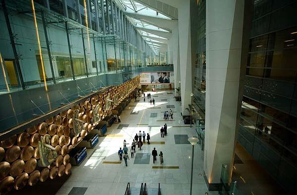 Delhi: új terminál