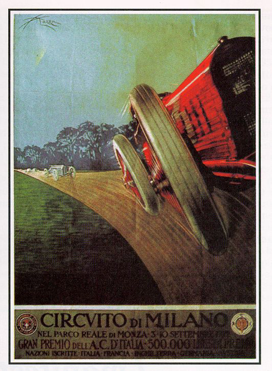 A Forma-1 nyomában: Monza
