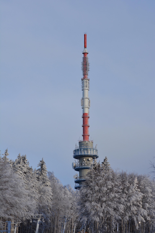 Kékestető - TV-torony