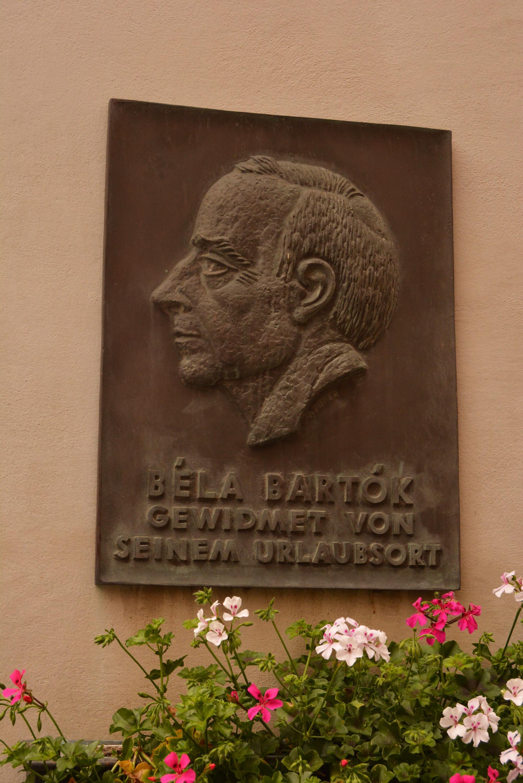 Bartók Béla is itt nyaralt