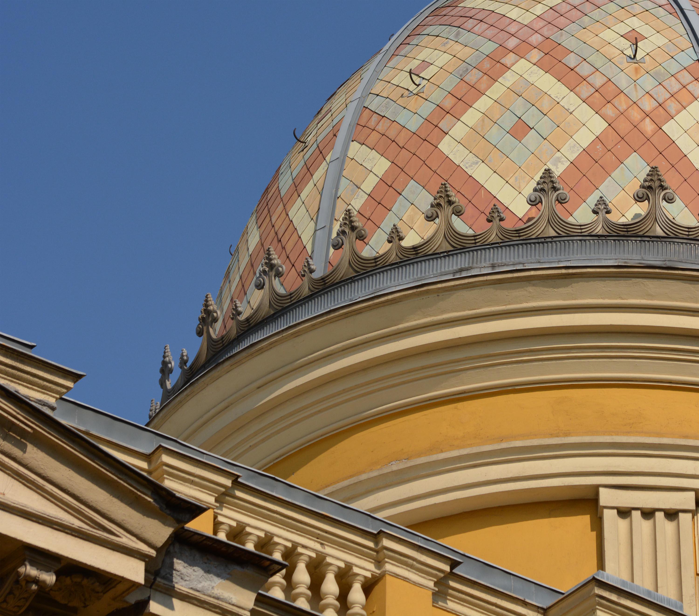 Egyetemi Könyvtár - egy kis összehasonlítás a szecesszió és a historizáló stílus között