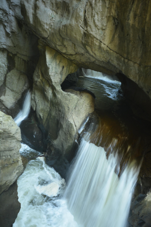 A Reka-folyó hangos zuhataga