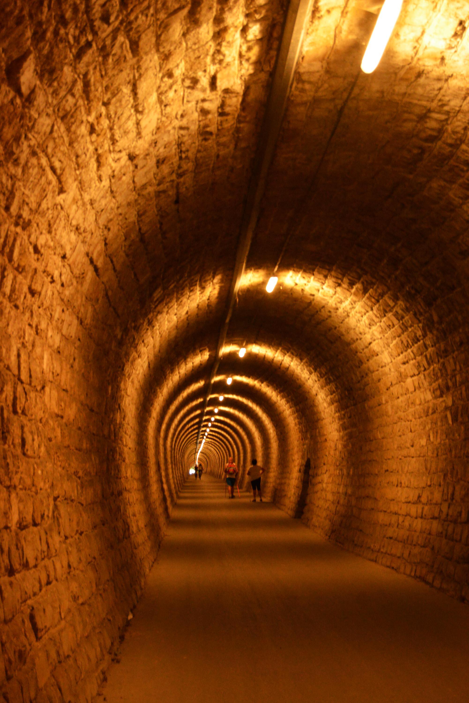 Parenzana-alagút: a legrövidebb út a félszigetn át