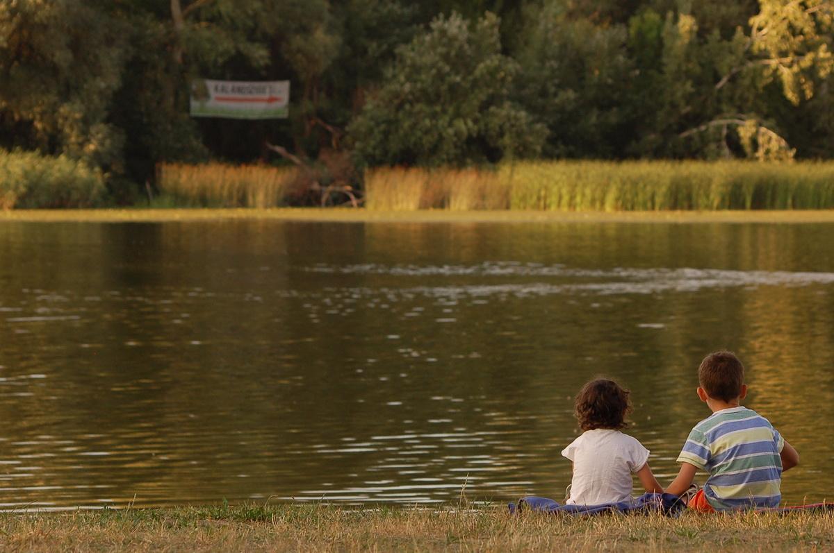 Nyaralás a Tisza-tónál