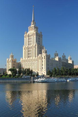 Különleges szállodák - 12. rész: Ukrajna szálló új köntösben