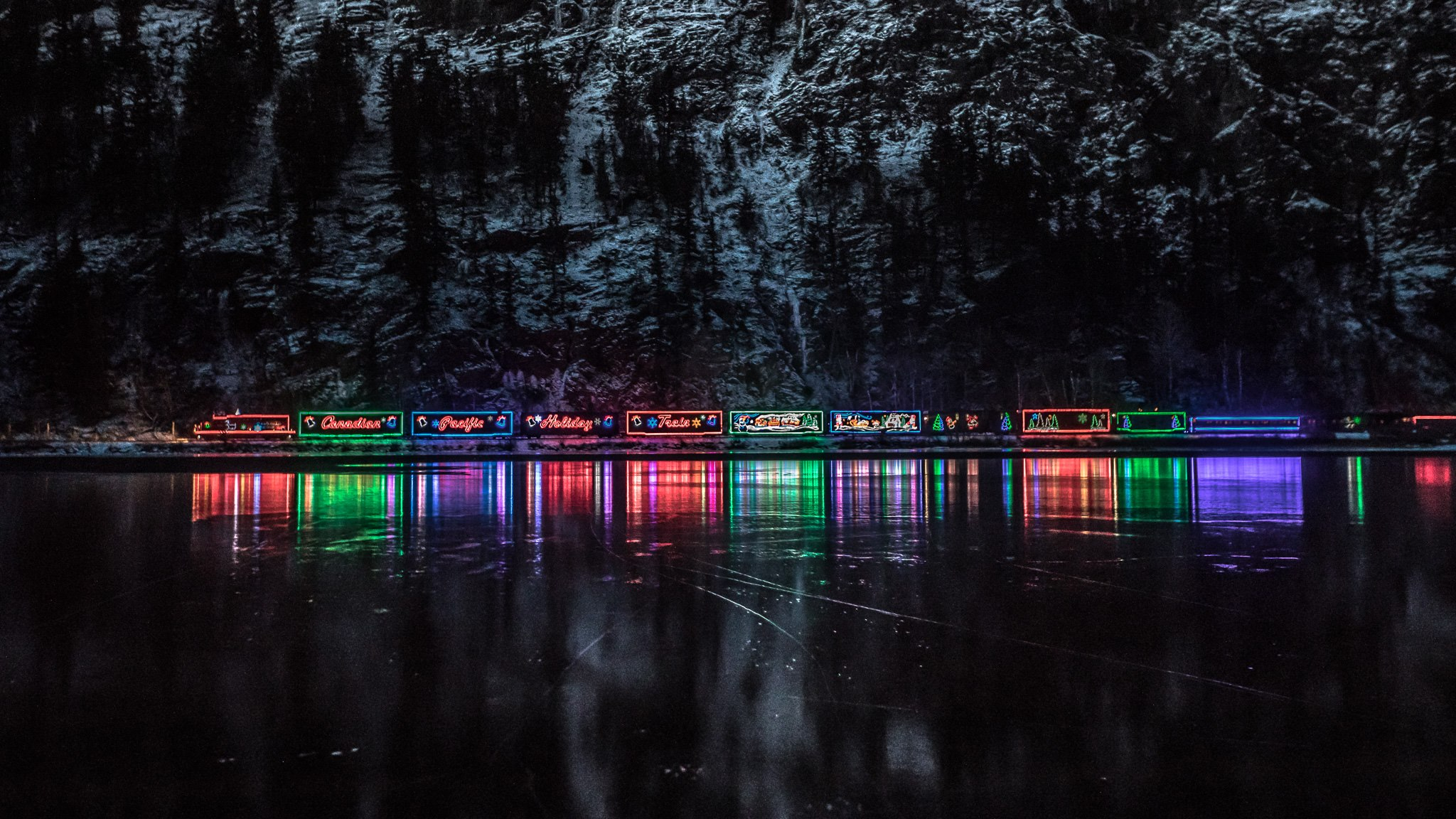 Holiday Train, az adománygyűjtő fényvonat