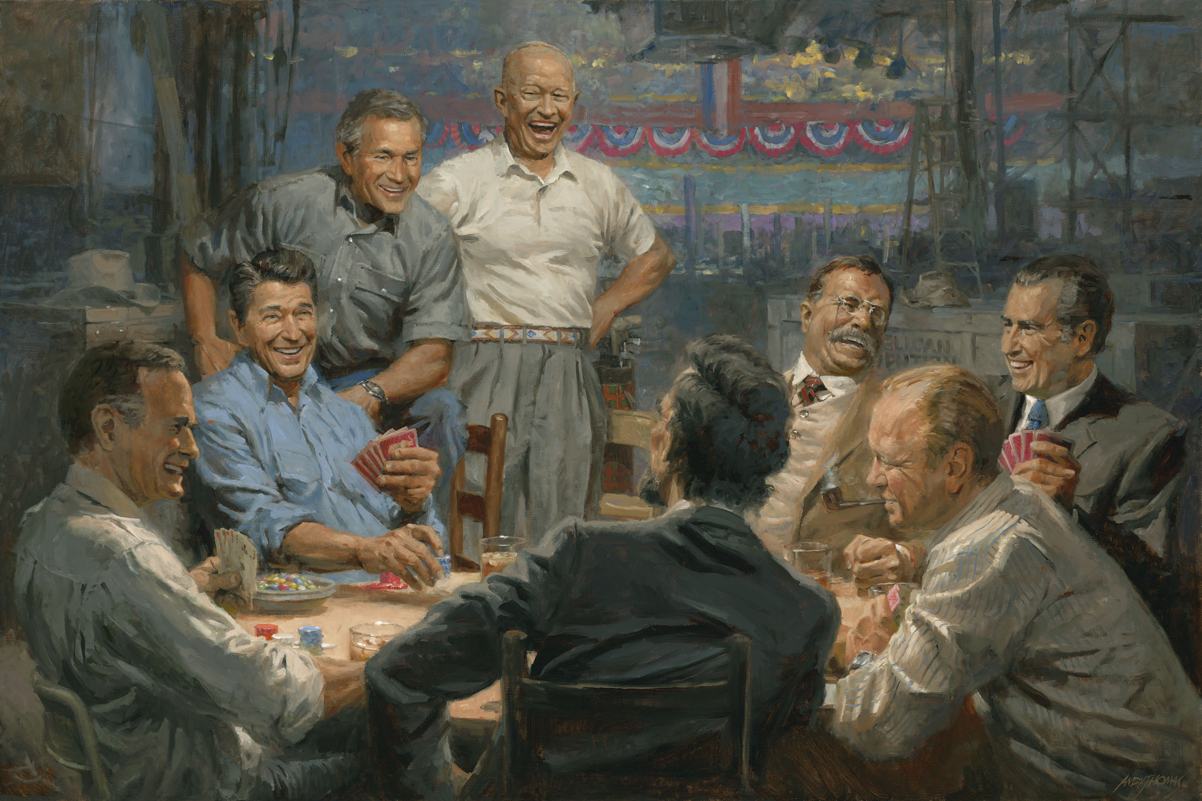 us-presidents-poker-painting-grand-gang.jpg