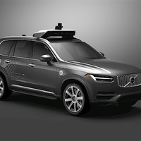 A Volvo több tízezer önvezető autót szállít az Ubernek