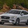 Tarolt az új Volvo XC60 az Euro NCAP teszteken