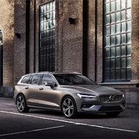 Megérkezett az új Volvo V60!