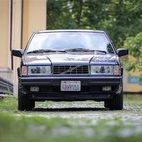 Álom Volvók 1. rész - Teszt: Volvo 780 Bertone Coupé 1989