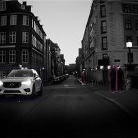 Az új Volvo XC60 fényképész lett…