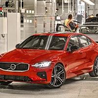Megjött az új Volvo S60!
