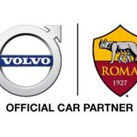 A Volvo lett az AS Roma hivatalos autós partnere