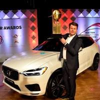 """A Volvo XC60 lett a """"Világ Év Autója 2018"""" díj nyertese"""