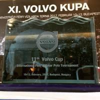 Holnaptól Volvo Kupa!