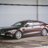 5 ok, amiért a Volvo S90 az ideális topmenedzser-cégautó