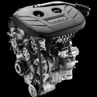 Új motor a Volvokban