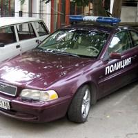 C70 a bolgár rendőrség kötelékében