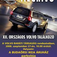 Volvo-találkozó 2008